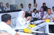 Wakil Walikota Palembang Fitrianti Agustinda Tinjau Area Traffic Control System