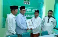 Achmad Yunus Kembalikan Berkas Pencalonan di Pilkada Sumenep 2020