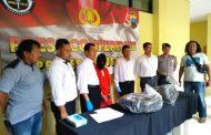 Residivis Curanmor Kembali Ditangkap Satreskrim Polres Wonosobo