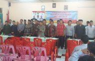38 Calon Kades Se-kecamatan Windusari Lakukan Deklarasi Damai