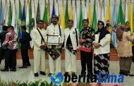 Situbondo Raih Penghargaan Swasti Saba 2019 dari Kemenkes dan Kemendagri