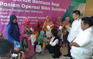 IKAL Jatim Bantu Operasi Bibir Sumbing 7 Pasien PHC Surabaya