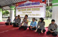 Jagong Kamtibmas, Kapolres Wonosobo Rangkul Pasukan Kebersihan