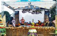 Bupati Wonosobo Membuka Festival Desa Wisata 2019