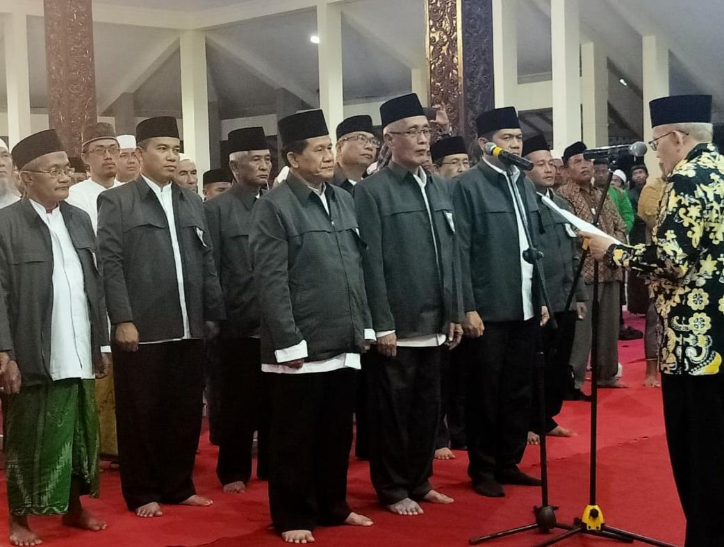 Bupati Bondowoso Salwa Arifin Dinobatkan Jadi Ketua BWI