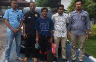 Imigrasi Kelas II TPI Langsa Serahkan Warga Myanmar Ke Rudenim