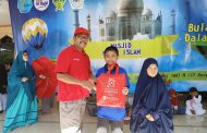 Indihome Support 'Bulan Dakwah Dalam Ukhuwah' di MAsjid Nurul Islam