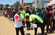 Kejurprov Junior Bola Voli Pasir, di Ikuti 80 Tim