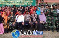 Kodim 1628 SB Penutupan Kegiatan Binter Terpadu 2019 Di Kecamatan Sekongkang