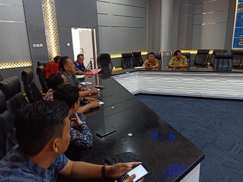 Tingkatkan Pengelolaan IT, Kominfo Kaltim Kunjungi Jatim