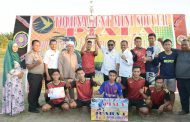 Wabup Darma Wijaya Tutup Turnamen Cup II, FC Padyat Socfindo Matapao Raih Juara