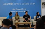 Nicholas Saputra Jadi Duta Nasional Indonesia di Unicef