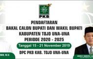 PKB Tojo Una-Una Buka Penjaringan Bakal Calon Bupati dan Wakil Bupati
