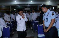 PLT Bupati Lampung Utara Menggelar RAKOR Bulanan