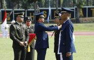 Panglima TNI Lantik 185 Perwira Karier TNI Tenaga Kesehatan TA. 2019