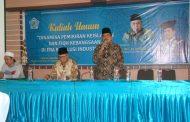 Mantan Wakil Ketua PBNU Tanggapi Wacana Pelarangan Cadar Bagi ASN
