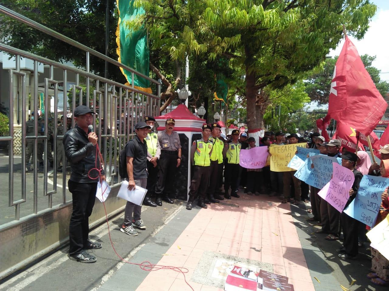 Pengadaan Barang /Jasa Di Kota Blitar Diberi Rapor Merah KRPK