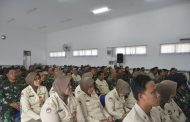 Jam Komandan,  Danlanal Semarang : Komplek Rumah Dinas Harus Bersih dari Peredaran Narkoba
