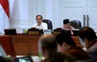 Pimpin Sidang Kabinet Paripurna, Presiden Jokowi Beri Lima Arahan Soal RPJMN