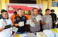 Polisi Ungkap Kasus Korupsi Senilai 1,6 Miliar