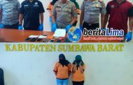 Polres KSB, 2 Wanita Copet Diringkus Anggota Polres KSB
