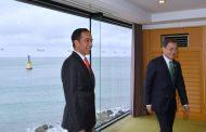 Bertemu Presiden Korsel, Presiden Jokowi Sambut Baik Peningkatan Kerja Sama Ekonomi Kedua Negara