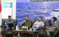 Sempurnakan Rancangan Draft Pengamanan Laut Natuna Utara, Bakamla RI/IDNCG Gelar Seminar