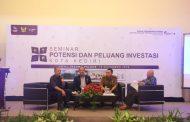 Tim Ahli KADIN Jatim Beberkan Potensi dan Peluang Investasi Kota Kediri