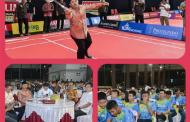 Walikota Madiun Buka Djarum Sirnas Premier 2019