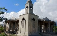 Proyek Pembangunan Manara Mesjid At – Taqwa Diduga Tidak Sesuai RAB