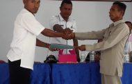 Tolak Serah Terima PJS Kades, Warga Desa Kaporo Duduki Gedung Pertemuan