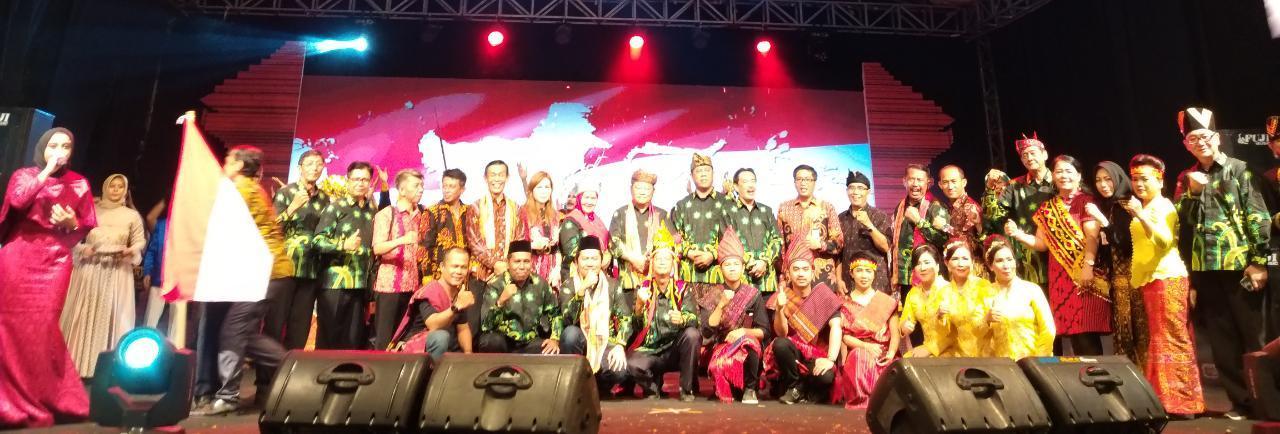 15 Suku Unjuk Kesenian dan Kuliner Asal Daerah di Semalam Nusantara Sidoarjo