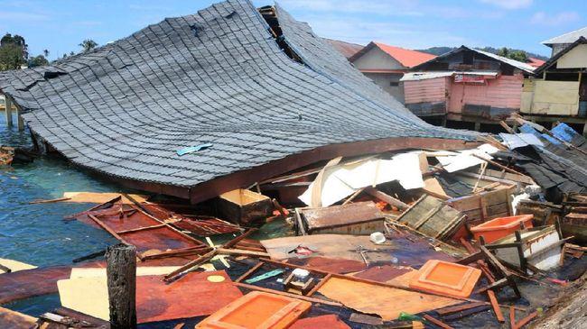 Anggota Fraksi PKS DPR RI Sumbang Gaji Pertama Untuk Korban Gempa Maluku
