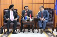 DPD RI Ajak Parlemen Selandia Baru  Tingkatkan Hubungan Ekonomi