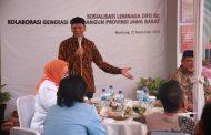 Senator Jawa Barat Bahas Penguatan DPD RI Dengan Mahasiswa se-Bandung Raya