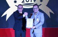 Bank Jatim Raih Penghargaan Top 20 Financial Institution 2019 & Best CFO 2019 Kategori Bank Buku 3