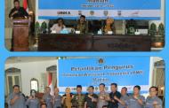 Ainur Rohim Lantik Pengurus PWI Madiun Periode 2019-2022