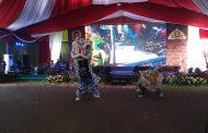 Atraksi Kesenian Barongsai Prajurit Yonarmed 11 Kostrad Meriahkan HUT Armed