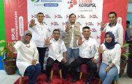 BPJAMSOSTEK Surabaya Karimunjawa Maju Lawan Korupsi