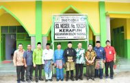 Bupati Soekirman : Jangan Samakan Investasi di Bidang Infrastruktur dengan Pendidikan