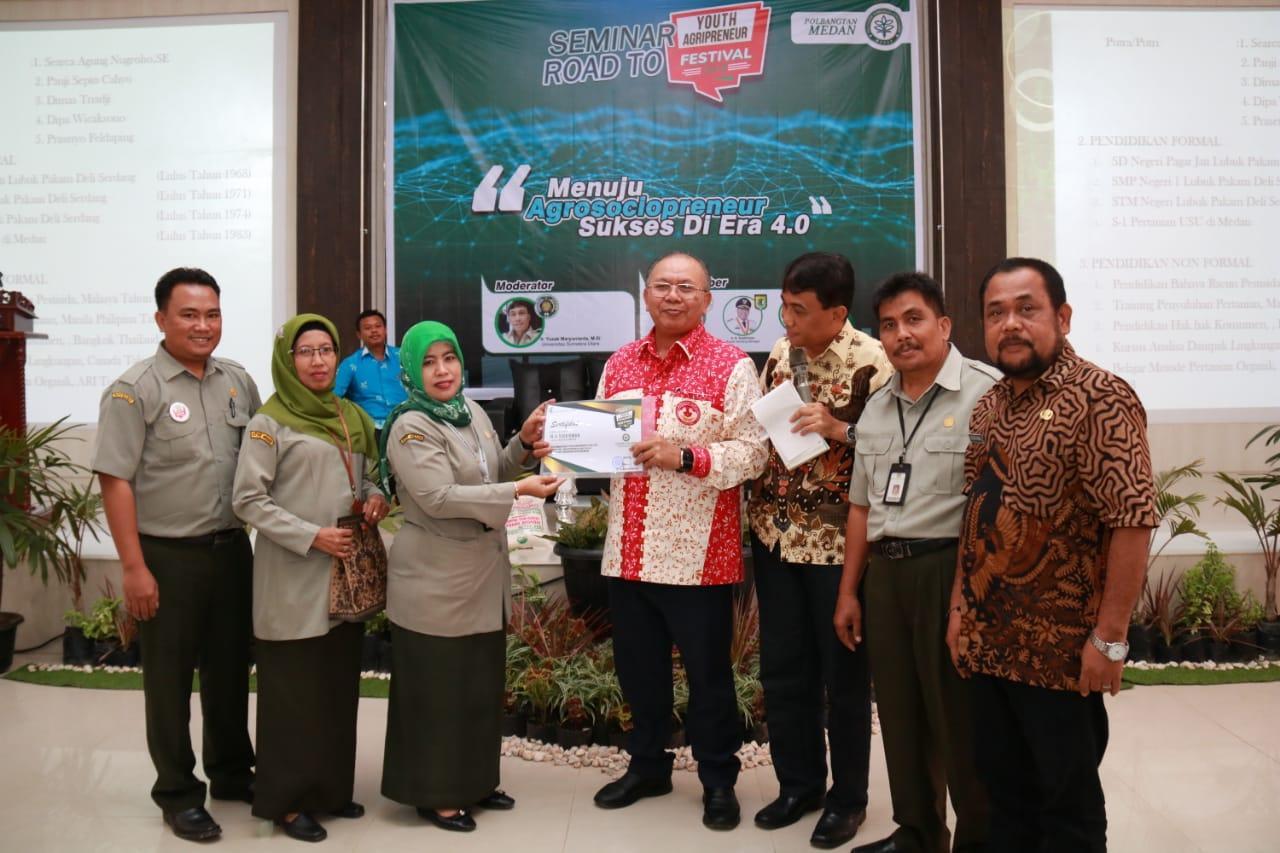 Bupati Soekirman: Generasi Muda harus Menguasai Perkembangan Teknologi
