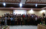 Danlanal Denpasar Bali Hadiri Rapat Pengamanan Natal 2019 dan Tahun Baru 2020