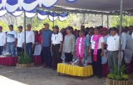 Deklarasi Tuntas STBM Alumni Tahun 1987 SMPN 1 Taliwang Dan Launching Tahap 1Penataan Pantai Glampar