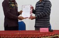 "Dispar NTT dan STIKOM Uyelindo Kupang Teken Kerja Sama Pengembangan Aplikasi "" BAJUALNTT.COM"""