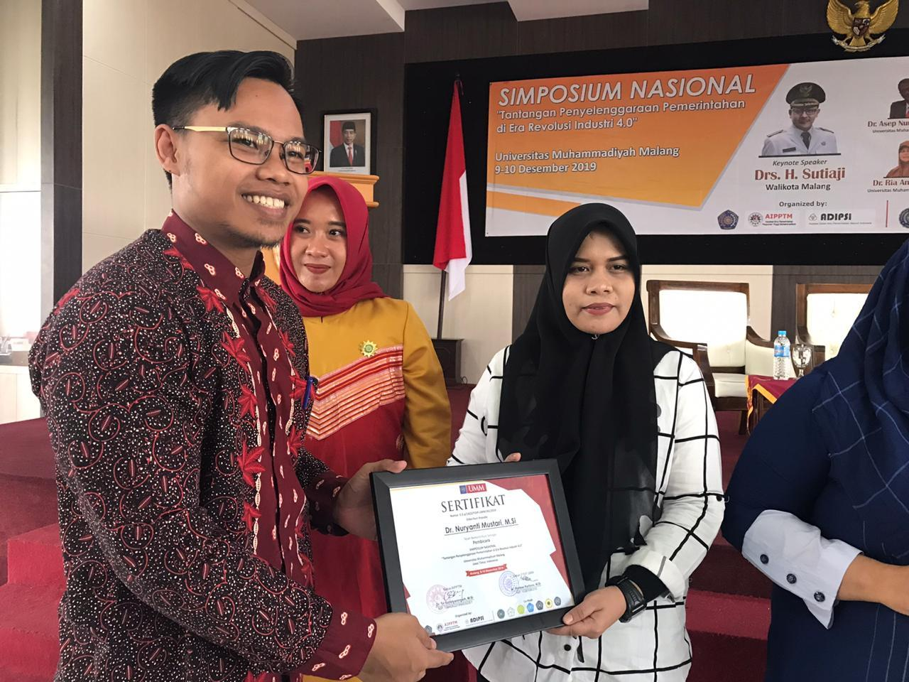 Dr. Nuryanti Mustari, S.IP, M.Si: E-Government Penyelenggara Negara Jadi Keharusan Bukan Pilihan