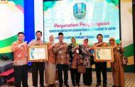 Dua Inovasi Pemkab Bondowoso Raih Penghargaan dari Gubernur Jatim