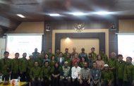 FPK Kalteng Study Banding ke FPK Jatim