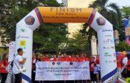 Fun Walk IKA UB : Bersama Rektor Unibraw Sepakat Tidak Gunakan Plastik