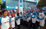 Ribuan Orang Ikuti Fun Walk IKWI