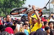 HUTPGRI Ke 74 Tahun 2019 Di Kabupaten Labuhanbatu Gelar Jalan Santai